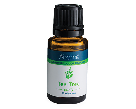 Odor Eliminating Tea Tree Oil