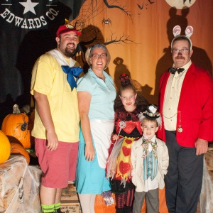 West Family in Wonderland!