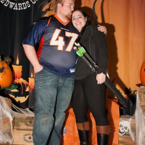 Katniss & Broncos Fan