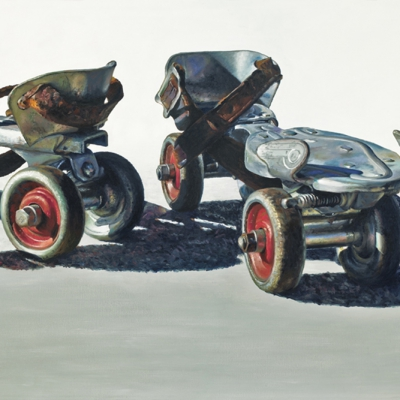 Roller Skates by Mark Goodson
